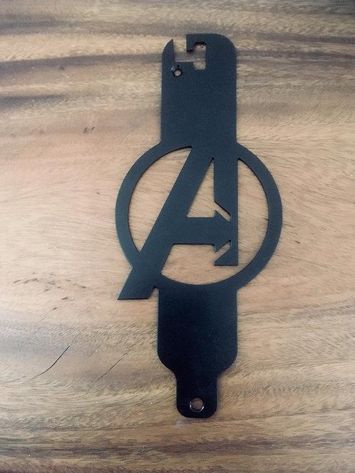 Avengers Bonnet Prop