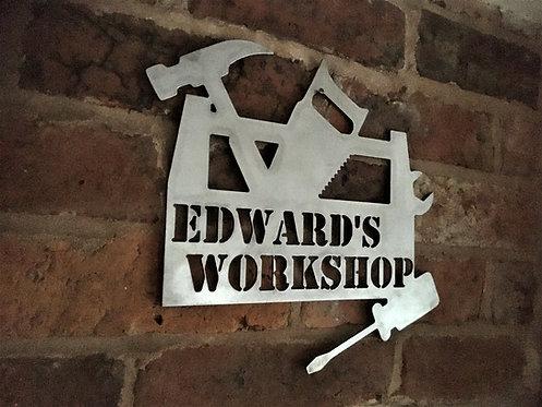 Workshop/Garage/Shed Sign