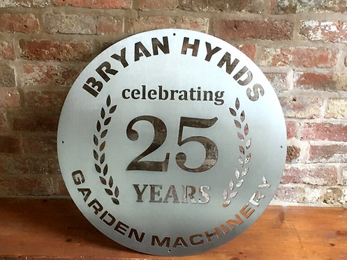 Bryan Hynds 25 years