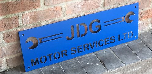 JDG MOTOR SERVICES LTD