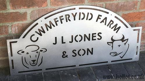 Cwmffrydd farm