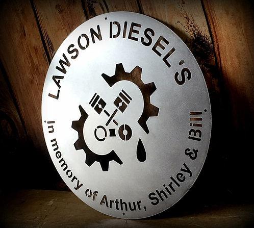 Lawson Diesel's