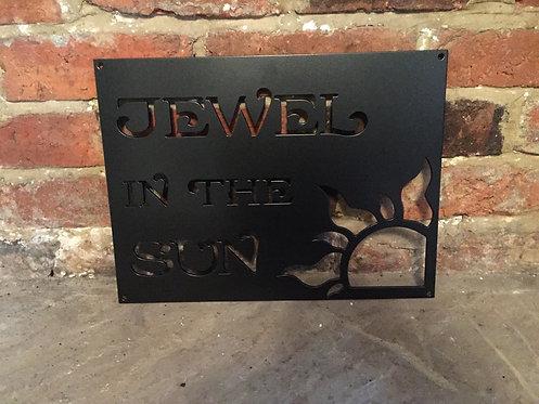 Jewel in the sun
