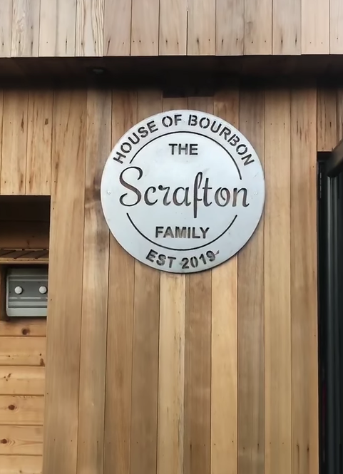 The Scrafton Family