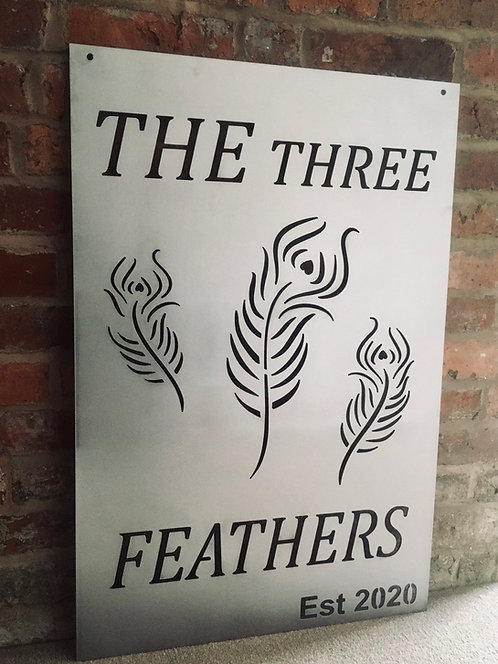 The 3 Feathers