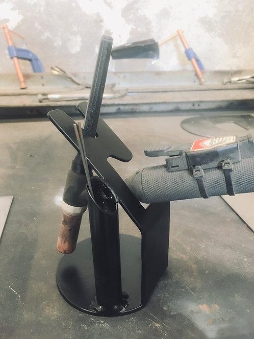Tig torch holder