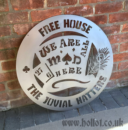 The Jovial Hatters - Free House