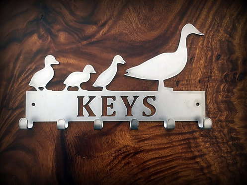 Duck Family Key Holder