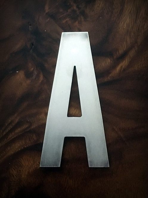 A-Z Letters & Numbers (narrow)