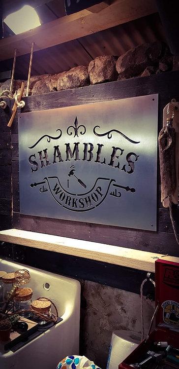 Shambles Workshop