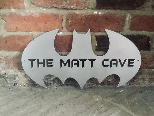 Man (Bat) Cave