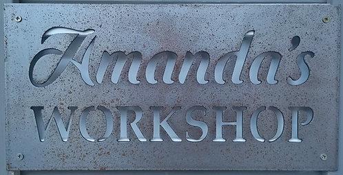 Amanda's Workshop
