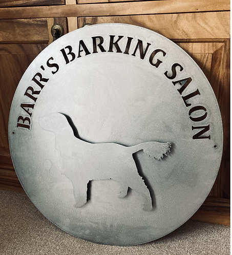 Barr's Barking Salon