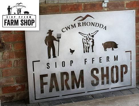 Siop Fferm Farm Shop