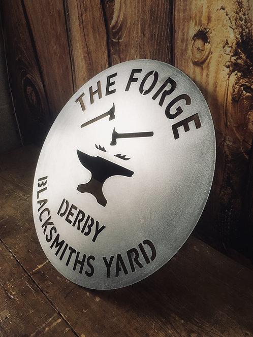 The Forge - Blacksmiths Yard