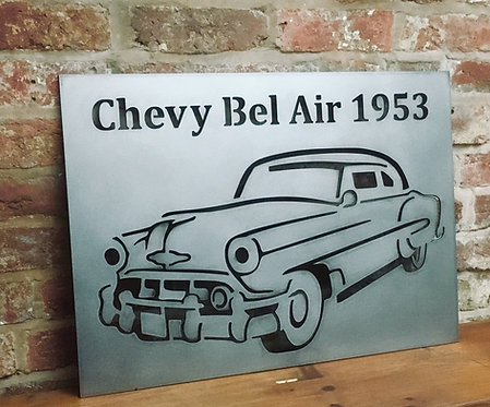 Chevy Bel Air 1953