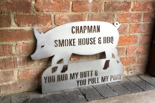 Chapman Smoke House & BBQ