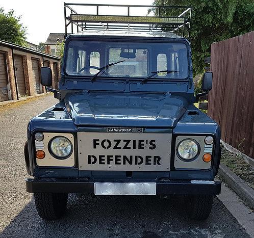 Fozzie's Defender