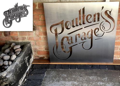 Poulten's Garage