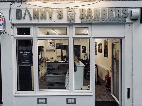Danny's Barbers