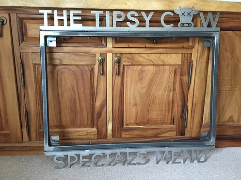 Tipsey cow specials board
