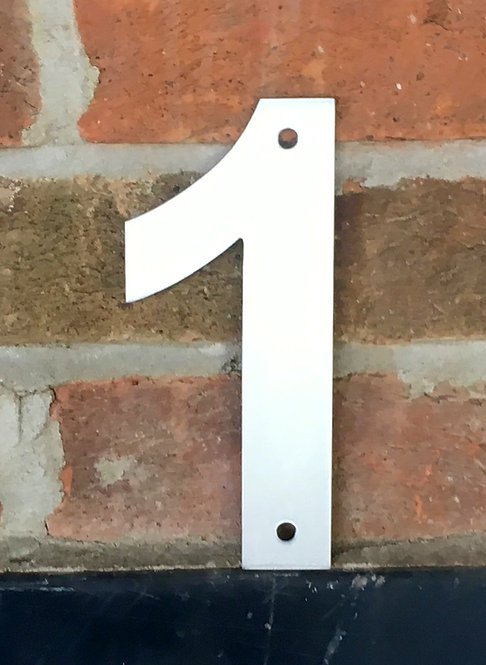 Large House Number
