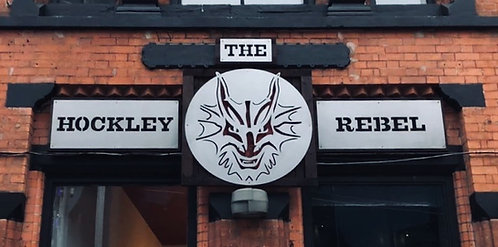 The Hockley Rebel