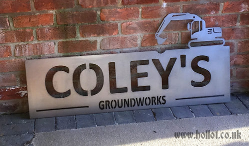 Coley's Digger