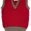 Thumbnail: Child's Cherry tank top with bark trim