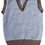 Thumbnail: Sky tank top with bark trim