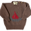 Thumbnail: Bark button-necked jersey with boat