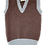 Thumbnail: Child's Bark tank top with sky trim