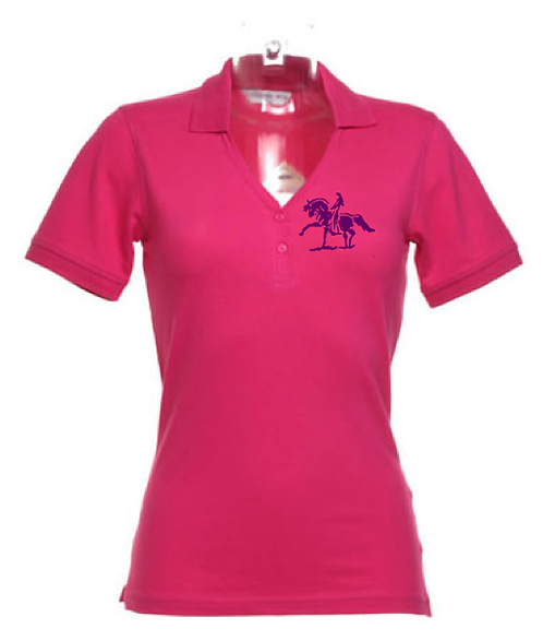Ladies Polo SPECIAL pink