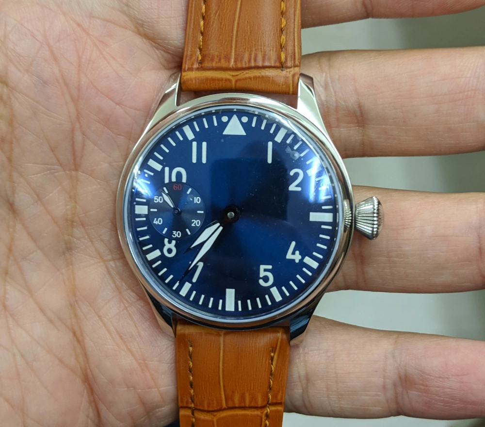 My First Class Watch Movement - Seagull ST36