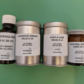 Watchmaking Oils and Greases - The Essential Basic Tools of Watchmaking