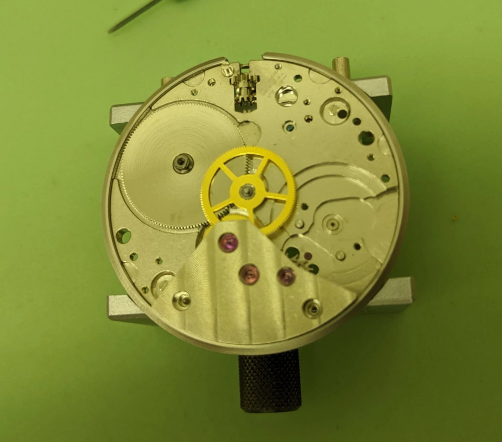 Removal of Gear Train (3)