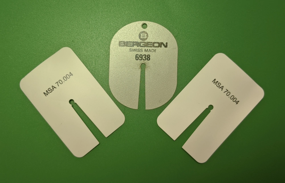 Bergeon and Horotec Dial Protectors
