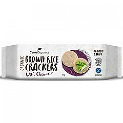 Ceres Organic Cracker Selection