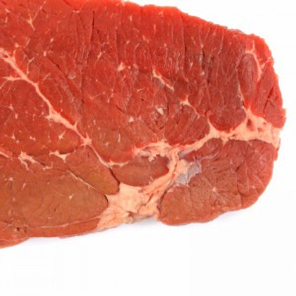 Organic Round Steak - 500g
