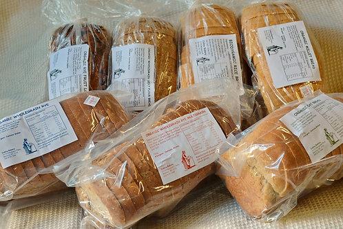 Culina Bread Selection