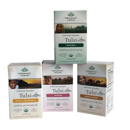 Tulsi Tea Range