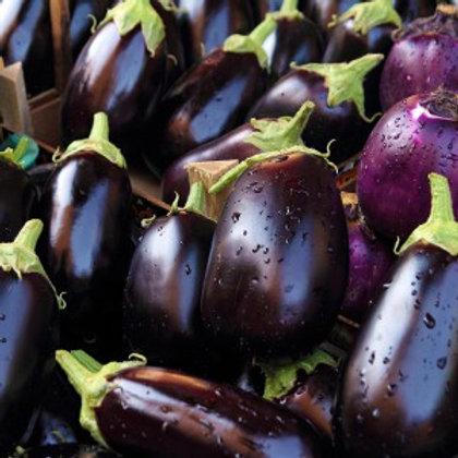 Eggplant - 1kg Spray free