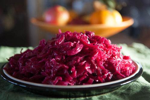 Sauerkraut & Kimchi Selection