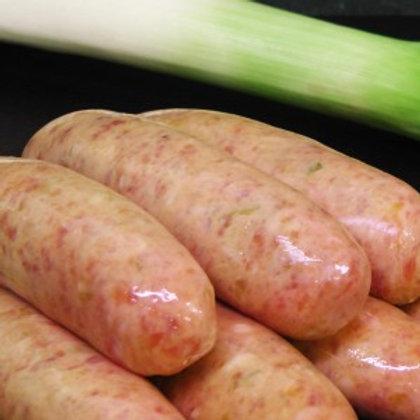 Free Range Turkey Sausages - 500g