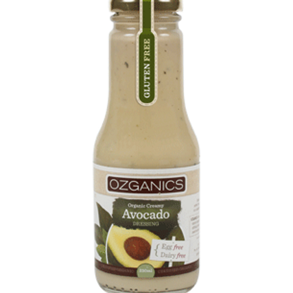 Ozganics Dressings