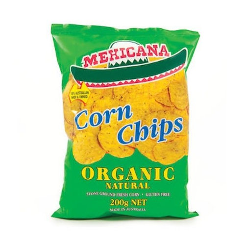 Organic Mexicana Corn Chips