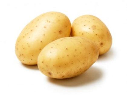 Organic White Potatoes - 500g