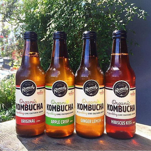 Kombucha Fermented Drinks