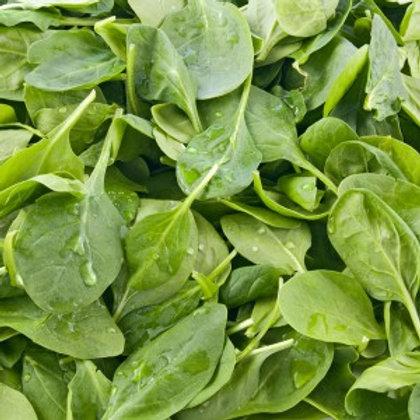 Organic Baby Spinach - 1 Tub
