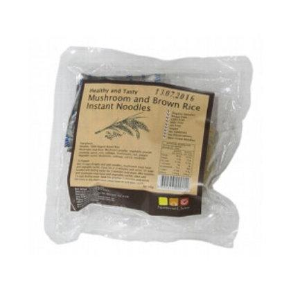 Organic Mushroom & Brown Rice Instant Noodles - 60g